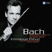 Brandenburg Concerto No.5, Orchestral Suite No.2, Trio Sonata, Partita.
