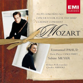 Flute, Flute & Harp & Clarinet Concerto