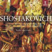 String Quartets Nos. 2, 3, 7, 8 & 12