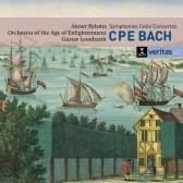Symphonies, Cello Concertos