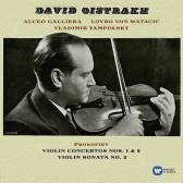 Violin Concertos No.1 & 2, Violin Sonata No.2