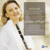 Clarinet Concerto, Sinfonia Concertante