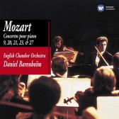 Concertos Pour Piano No.9, 20, 21, 23 & 27