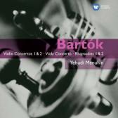 Violin Concertos 1 & 2, Viola Concerto, Rhapsodies 1 & 2