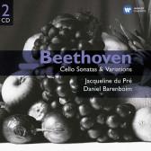 Cello Sonatas & Variations
