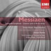 Messiaen: Turangalila Symphony - Quatour Pour La Fin Du Temps