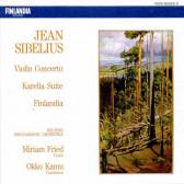 Violin Concerto Op.47, Karelia Suite, Finlandia