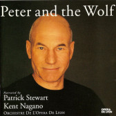 Peter & The Wolf & The Toys Box (Narrated by Patrick Stewart)