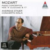 Piano Concertos No.9 & 17
