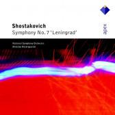 Symphony No.7 'Leningrad' (National Symphony Orchestra, Mstislav Rostropovich)
