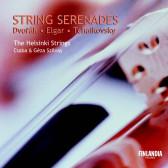 String Serenades - Dvorak, Elgar, Tchaikovsky