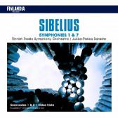 Symphonies No.1 & 7, Serenades 1 & 2, Valse Triste
