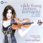 Violin Concertos - Korngold & Britten