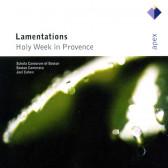 Lamentations - Holly Wekk In Provence