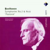 Menuhin conducts Beethoven Symphonies No.2 & 6