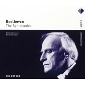 Menuhin conducts Beethoven - Complete Symphonies