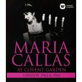 Callas At Covent Garden 1962 & 1964