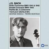 Violin Concertos, Double Concerto, Chaconne