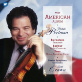 The American Album - Bernstein, Barber, Foss
