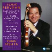 Castelnuovo-Tedesco & Bel-Haim - Violin Concerto