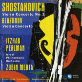 Schostakovich & Glazunov - Violin Concerto