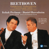 Beethoven - Violin Concerto & Romances No.1&2