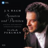 Bach - Complete Sonatas And Partitas