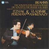 Brahms - Violin Sonatas No.1-3 & 4 Hungarian Dances