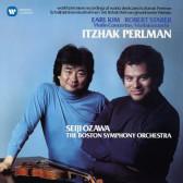 Kim & Starer - Violin Concertos