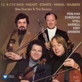 The Baroque Album - Oboe Quartets & Trio Sonatas