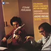 Goldmark - Violin  Concertos & Sarasate - Zigeunerweisen