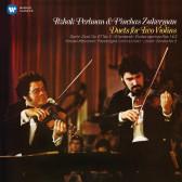 Leclair, Wieniawski, Handel - Duets For Two Violins