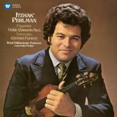 Paganini - Violin Concerto No.1 & Sarasate-Spanish Fantasy