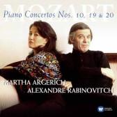 Piano Concertos No.10, 19 & 20