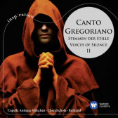 Canto Gregoriano - Voices Of Silence II