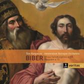 Missa Salisburgensis a 53, Requiem a 15, Vesperae a 32