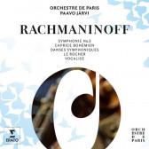 Symphony No.3, Bohemian Caprice, Symphinic Daces
