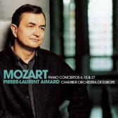 Piano Concertos No.6, 15 & 27