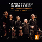 Menahem Pressler - Live In Paris