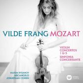 Violin Concertos No.1 & 5, Sinfonia Concertante