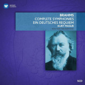 Complete Symphonies, Ein Deutsches Requiem