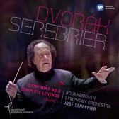 Symphony No.8 & Legends Op.59 (Bournemouth Symphony Orchestra, Jose Serebrier)