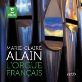 Marie-Claire Alain - L'Orgue Francais