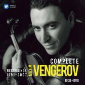 Complete Maxim Vengerov Recordings 1991-2007