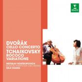 Cello Concerto & Rococo Variations