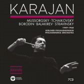 Russsian Music (Mussorgsky, Tchaikovsky, Borodin…)