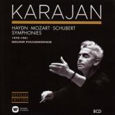 Haydn, Mozart, Schubert: Symphonies 1970-1981