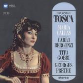 Maria Callas - Puccini: Tosca (1965 - Georges Prtre)