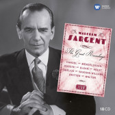 Icon Malcolm Sargent: The Great Recordings