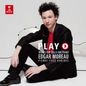 Edgar Moreau Play Works For Cello & Piano